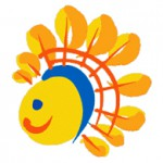 Glad badmintonbold