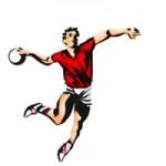 håndbold logo